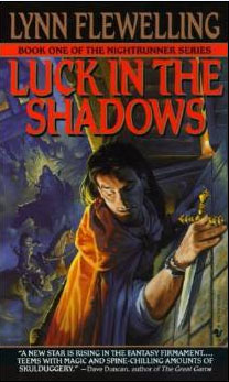 Luck in the Shadows, Nightrunner Series book 1